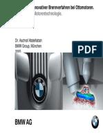 BMW Spark Ingition Efficiency Technology