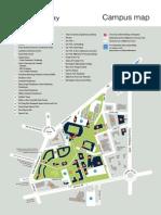 Aston University Campus Map
