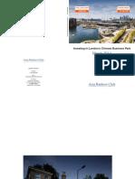 Royal Dockside Presentation