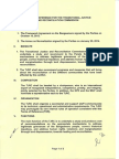 Terms of Reference for the Transitional Justice and Reconciliation Commission
