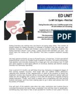 ED Unit Proposal