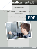 esercizi matematica