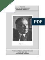 2.Hans Georg Gadamer