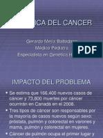Clase 21 Genética del cáncer