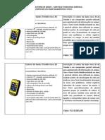 COLETORES DE DADOS - AGRI FIELD TECNOLOGIA AGRÍCOLA