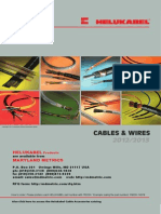 Helukabel Cables Wires 2012 2013