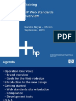 HP Webdesign Guideline 63740127 Hp
