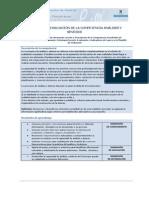 Desarrollo y Evaluacion de Competencias Analisis Sintesis