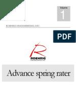 Advanced Spring Manual