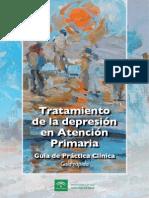 Tratamiento de La Depresion en Atencion Primaria