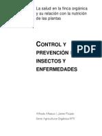 Control y Prevencion Insect