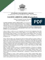 Saleem Abboud Ashkar