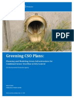 Greening CSO Plans