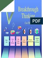 Aprender a pensar con Triz (Creatividad para empresas, 36 págs.)