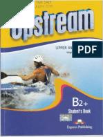 Manual Lb Engleza ClsX Upstream Upper Intermediate B2+