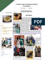 newsletterissue volume 3 issue 11