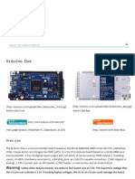 Arduino Board Due