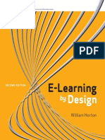 Elearning by Design