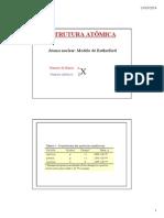 Química Geral_ estrutura atômica