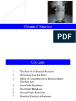 Chemical Kinetics Final