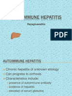 Hepatitis Autoimun