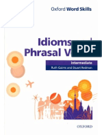 Ruth Gairns, Stuart Redman - Idioms and Phrasal Verbs - 2011