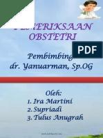 Pemeriksaan Obstetri