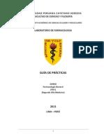 Guia de Practicas Farmacologia General 2013 2