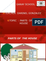 parts of  the house