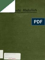 57117158 the AutoBiography of Abdullah Munshi