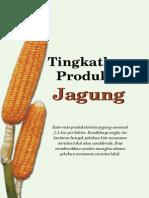 Sekilas Produksi Jagung