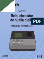 CLK-910-instr
