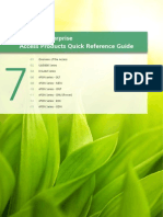 Huawei Access Products Quick Reference Guide