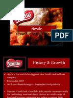 Nestle Strategy
