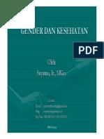 Bab8 Gender Dalam Kesehatan 2