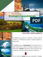 CLASE II Ecologia y Ecosistemas