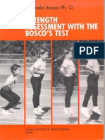 Bosco, Strength Assessment, 1999