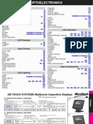 1604 LCD Screen 5V 16x4 Character Screen Blue GW