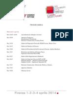 Congresso Filt Programma