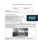 Primer Informe (Inventario)