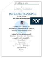 Abhi Internet Banking Project Final