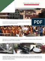 Villa St. Aubyn Mindelo Brochure