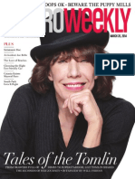 Metro Weekly - 03-20-14 - Lily Tomlin