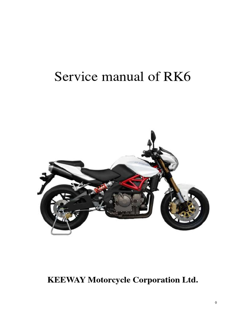 Rk6 Service Manual Internal Combustion Engine Ignition System Keeway 50 Wiring Diagram