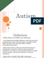 Autism Information
