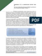 EL Proceso de Enseñanza de la Comunicación Motriz en el Fútbol.