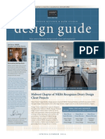 Drury Design Spring / Summer 2014 Design Guide Newsletter