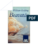 William Golding Beavatas