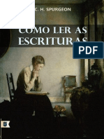 Livro eBook Como Ler as Escrituras
