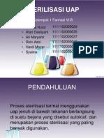 sterilisasi uap